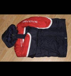 Мужская зимняя куртка 46-48 р.