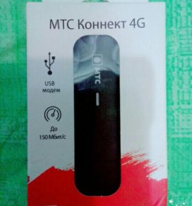 Модем МТС connect 4G