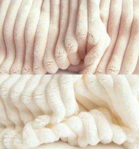 Плюш минки ткань