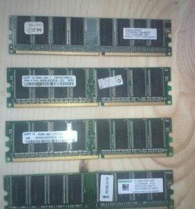 Оперативная память DDR l