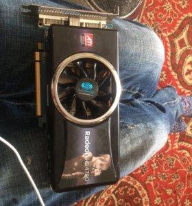 Видеокарта Radeon HD 4730