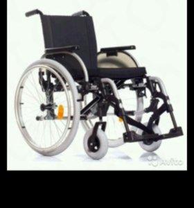 Кресло-коляска инвалидная с ручным приводом старт