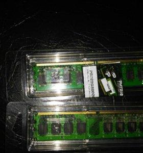 Оперативная память 2 гб DDR2 800мгц