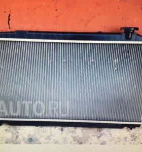 Honda Fit радиатор