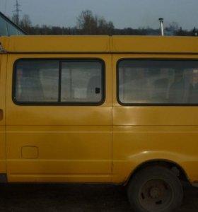 газель желтый