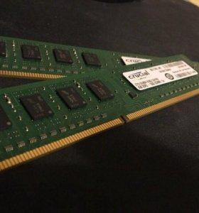 ОЗУ CRUCIAL 2GB DDR2