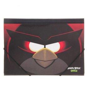 Новый набор А4 Angry Birds-2