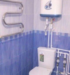 Ремонт квартир и помещений, строительство бань.