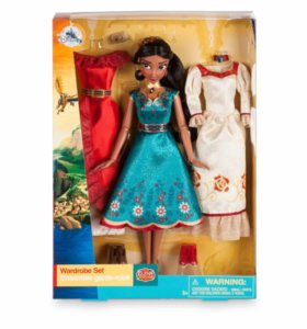 Кукла Дисней Елена из Авалора с платьями