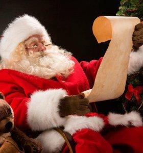 Дед мороз и Снегурочка, приезжаем вовремя