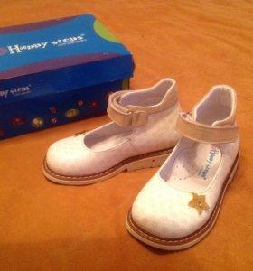 Туфли для девочек(новые)