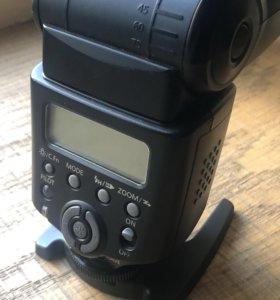 Canon 430EX вспышка