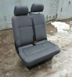 Переднее пассажирское сиденье Фольксваген Т5 Т6