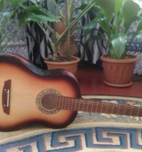 Акустическая гитара амистар Н-31 с чехлом