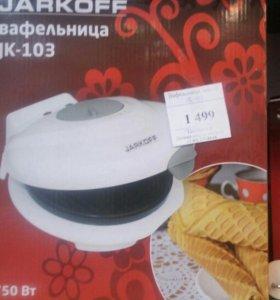 Вафельница Jarkoff