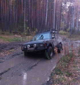 Lend Rover discovery 1