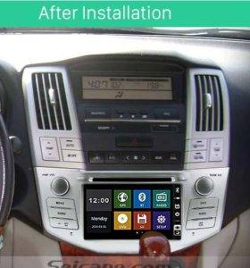 Блок мультимедиа и GPS WinCE 6.0 для Lexus RX330
