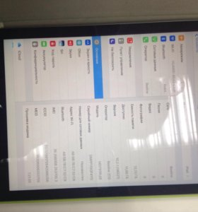 iPad Air 16 gb + sim