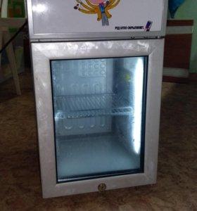 холодильник редбулл