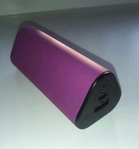 Портативное зарядное устройство 7800 mAh