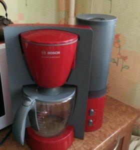 Кофеварка капельная Bosch