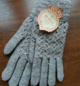 Новые шерстяные сенсорные перчатки