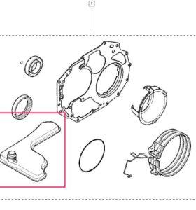 фильтр акпп и прокладка дастер dp2, dp0, клио 2,