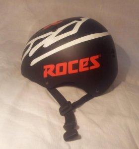 Шлем и наколенники