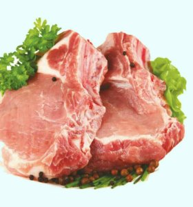 Корейка свиная охлажденная