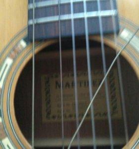 7струнная гитара martinez