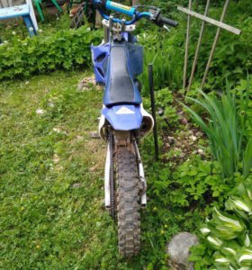 Мотоцикл Yamaha yz 85
