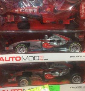 Машина. Формула 1