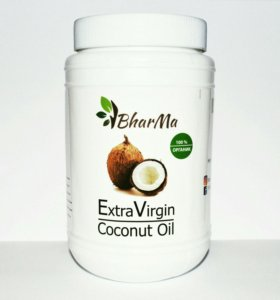 Кокосовое масло АКЦИЯ 1л(BharMa)Шри -Ланка