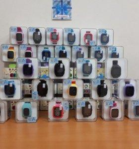 Детские GPS часы-телефон (Оригинал, Wonlex)
