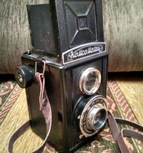 Пленочный фотоаппарат Комсомолец, СССР, 1949гв
