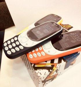 НОВЫЙ легендарный NOKIA 3310 в обновленном дизайне