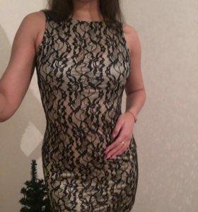 Ажурное платье 🍂