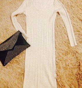 Платье лапша