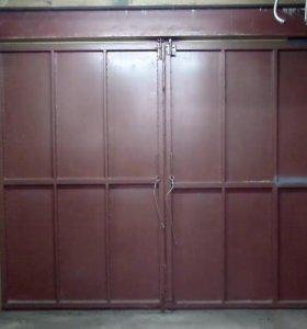 Ворота металлические с доставкой