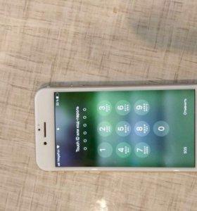 iPhone 7, 128 Гбайт, золотой