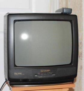 Продам телевизор sharp диагональ 37 см