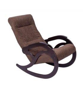 Кресло качалка Конник