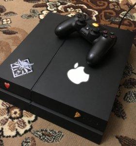 Sony Playstation 4 с играми (возможен торг)