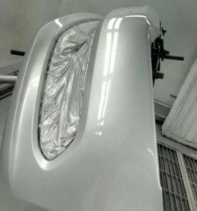 Кузовной ремонт,покраска авто после дтп .