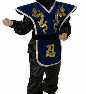 Новый костюм ниндзя!
