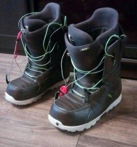 Ботинки Burton для сноуборда