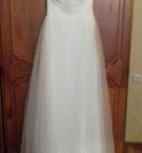 Платье свадебное счастливое