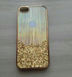 Чехол на iPhone se -5s