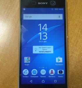 Смартфон sony xperia m5 dual gold