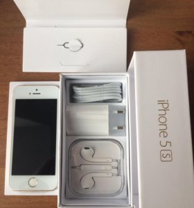 iPhone 5s 16gb Gold, Space Grey